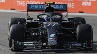 Valtteri Bottas se mohl radovat z vítězství na VC Ruska