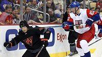 Čeští hokejisté vstupují do Světového poháru.