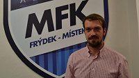Marketingový manažer fotbalistů Frýdku-Místku Mario Cartelli.