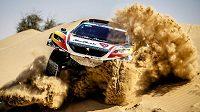 Fotograf Marian Chytka si letošní Dakar užije jako člen továrního týmu Peugeot.