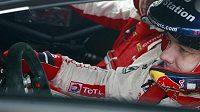 Francouzský sedminásobný mistr světa v rallye Sébastien Loeb zůstává u Citroënu.