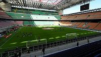 AC Milán - ilustrační foto.