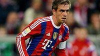 Kapitána Bayernu Philippa Lahma čeká další nucená pauza.