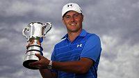 Jordan Spieth vyhrál golfové Australian Open.
