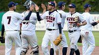Čeští baseballisté mohli být se svým výkonem spokojeni