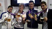 Čeští olympionici mají nového partnera.