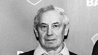 Bývalý ostravský fotbalista Josef Tondra.