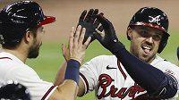 Baseballisté Atlanty vytvořili po 63 letech nový rekord Národní ligy zámořské MLB