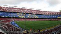 Nou Camp, fotbalový stánek FC Barcelona