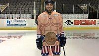 Jak se vám líbí speciální boxerský dres hokejistů Toledo Walleye...?