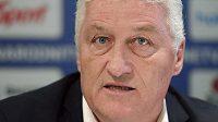 Bývalý trenér hokejové reprezentace Miloš Říha zemřel ve věku 61 let