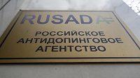 Sídlo Ruské antidopingové agentury v Moskvě.