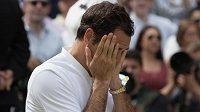 Hvězdný švýcarský tenista Roger Federer nazažíval během kariéry vždy jen jednoduché chvíle