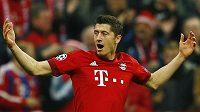 V polském výběru na přípravný duel s ČR nechybí ani kanonýr Bayernu Robert Lewandowski.