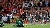 Za dva týdny začne nový ročník fotbalové ligy v Koreji (ilustrační foto)