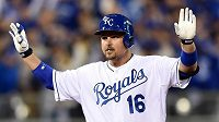 Billy Butler z Kansas City Royals.