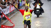 Keňský vytrvalec Sammy Kitwara