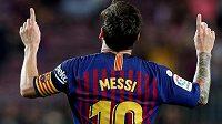 Lionel Messi vyzývá fanoušky Barcelony k jednotě