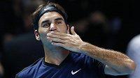 Švýcar Roger Federer je už 13 let nejoblíbenějším tenistou.