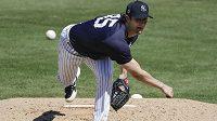 Gerrit Cole z New York Yankees.
