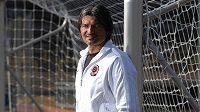 Pavel Srníček, trenér brankářů Sparty Praha.