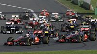 Závod formule 1 se opět představí i ve Francii