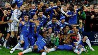 Triumf v Lize mistrů v barvách Chelsea z roku 2012 je patrně nejvýznamnějším úspěchem v bohaté kariéře Petra Čecha.