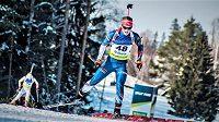 Mladý biatlonista Jakub Štvrtecký dostane šanci ve Světovém poháru dospělých.