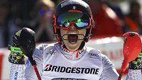 Kombinaci Světového poháru v alpském lyžování vyhrála ve švýcarské Crans Montaně Italka Federica Brignoneová