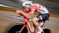 Victor Campenaerts má rekord v hodinovce