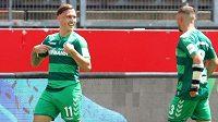 David Raum rozhodl o vítězství Fürthu