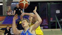Basketbalisté Opavy padli v Brně (archivní foto)