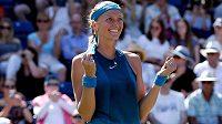 Nakročí Petra Kvitová na turnaji v Eastbourne k dalšímu triumfu?