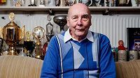 Legendární německý fotbalista Horst Eckel