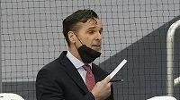 David Quinn ještě coby kouč New York Rangers.