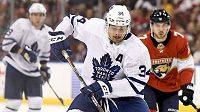 Hokejista Toronta Maple Leafs Auston Matthews se v utkání NHL proti Floridě Panthers neprosadil.