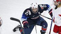 Americká hokejistka Hilary Knightová