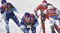 Švédští běžci na lyžích vynechají kvůli obavám z nákazy koronavirem prosincové závody Světového poháru v Davosu a Drážďanech (ilustrační foto)