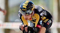 Etapový závod Kolem Baskicka zahájil nejlépe slovinský cyklista Primož Roglič