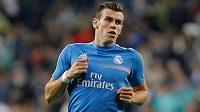Gareth Bale ještě v dresu Realu Madrid neodehrál ani jeden celý zápas.
