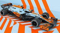 Ke kompletní změně barev pro jeden závod 11 se rozhodl před Velkou cenou Monaka tým McLaren. Stáj vystřídá současnou papájovou barvu za oranžovou a modrou, které mají upomínat na jejich sponzora Gulf Oil. Půjde o návrat do retro designu, který připomene začátky britského týmu.