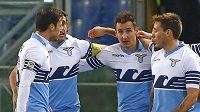 Fotbalisté Lazia se budou muset obejít bez Filipa Djordjeviče.
