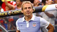 Trenér USA Jürgen Klinsmann