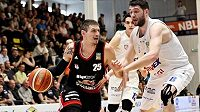 Basketbalisté Děčína se stali druhými finalisty NBL
