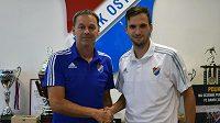 Baník Ostrava se dohodl se Zlínem na přestupu fotbalisty Lukáše Pazdery.