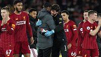 Fotbalisté Liverpoolu zažívají sezonu snů