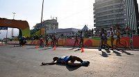 Někdy může kolaps sportovce vyústit v tragédii. (ilustrační foto)