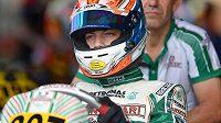 Patnáctiletým zákazem startů byl potrestán italský jezdec Luca Corberi