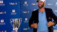 Dustin Johnson vyhrál turnaj série PGA Tour v Cromwellu a připsal si 21. titul v kariéře.
