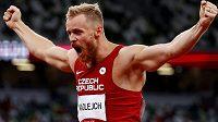 Jakub Vadlejch předvedl parádní výkon